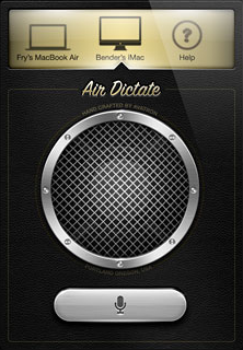Air Dictate for iPhone - AfterDawn.com
