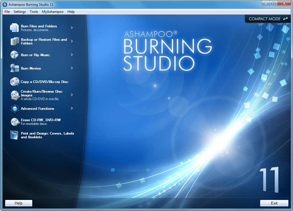 ashampoo burning studio 8 full free download