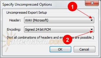 Audacity Export 24-bit WAV - AfterDawn.com