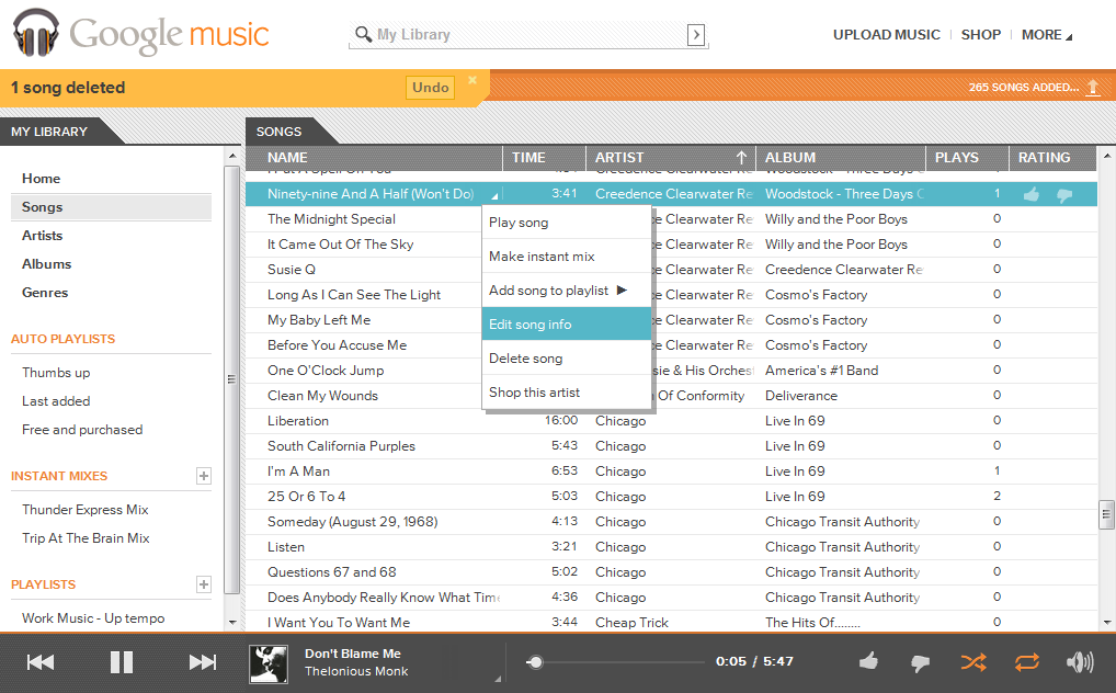 Review: Does Google Music have what it takes to be a hit