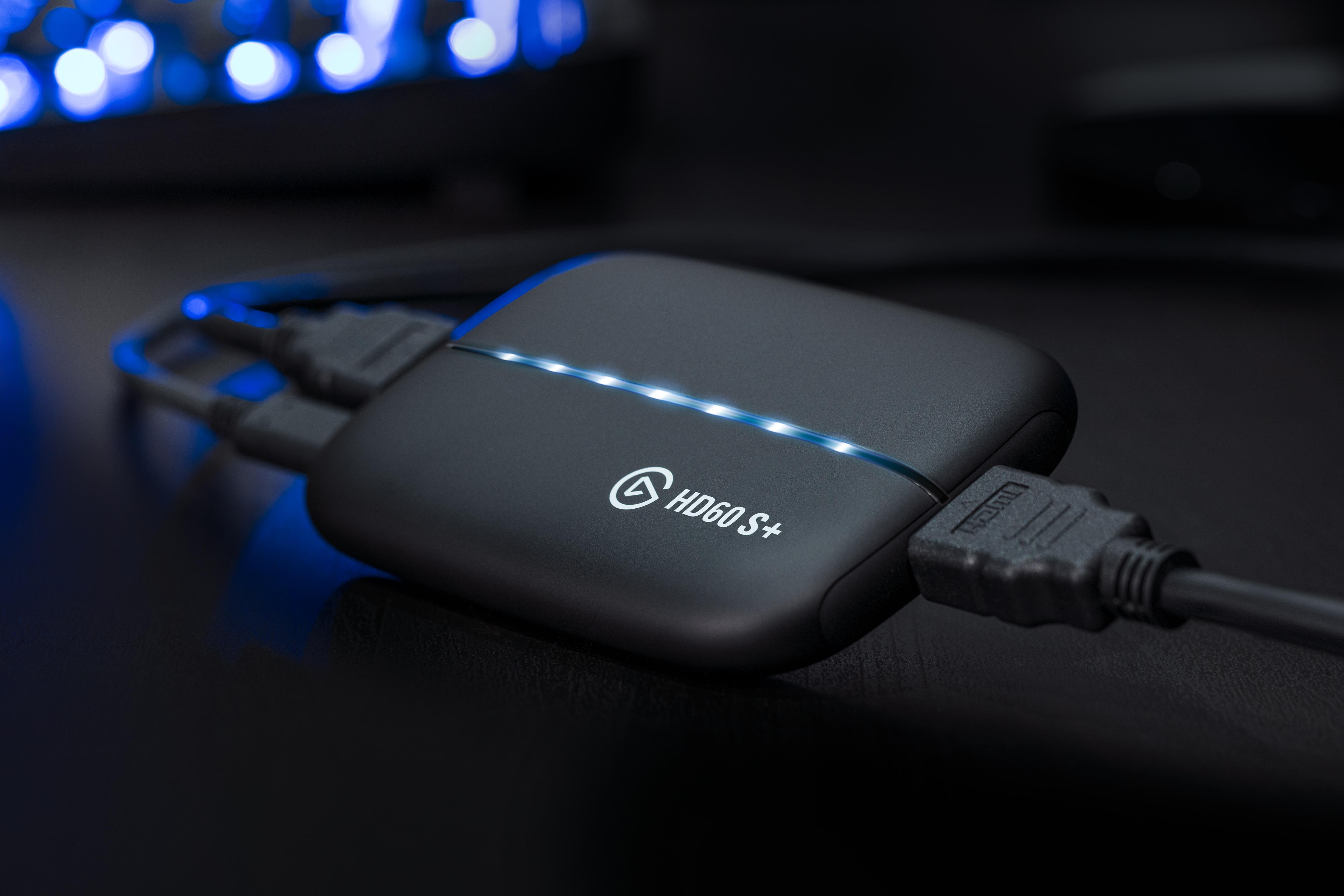 HD60 S+ johon on liitetty tarvittavat kaapelit