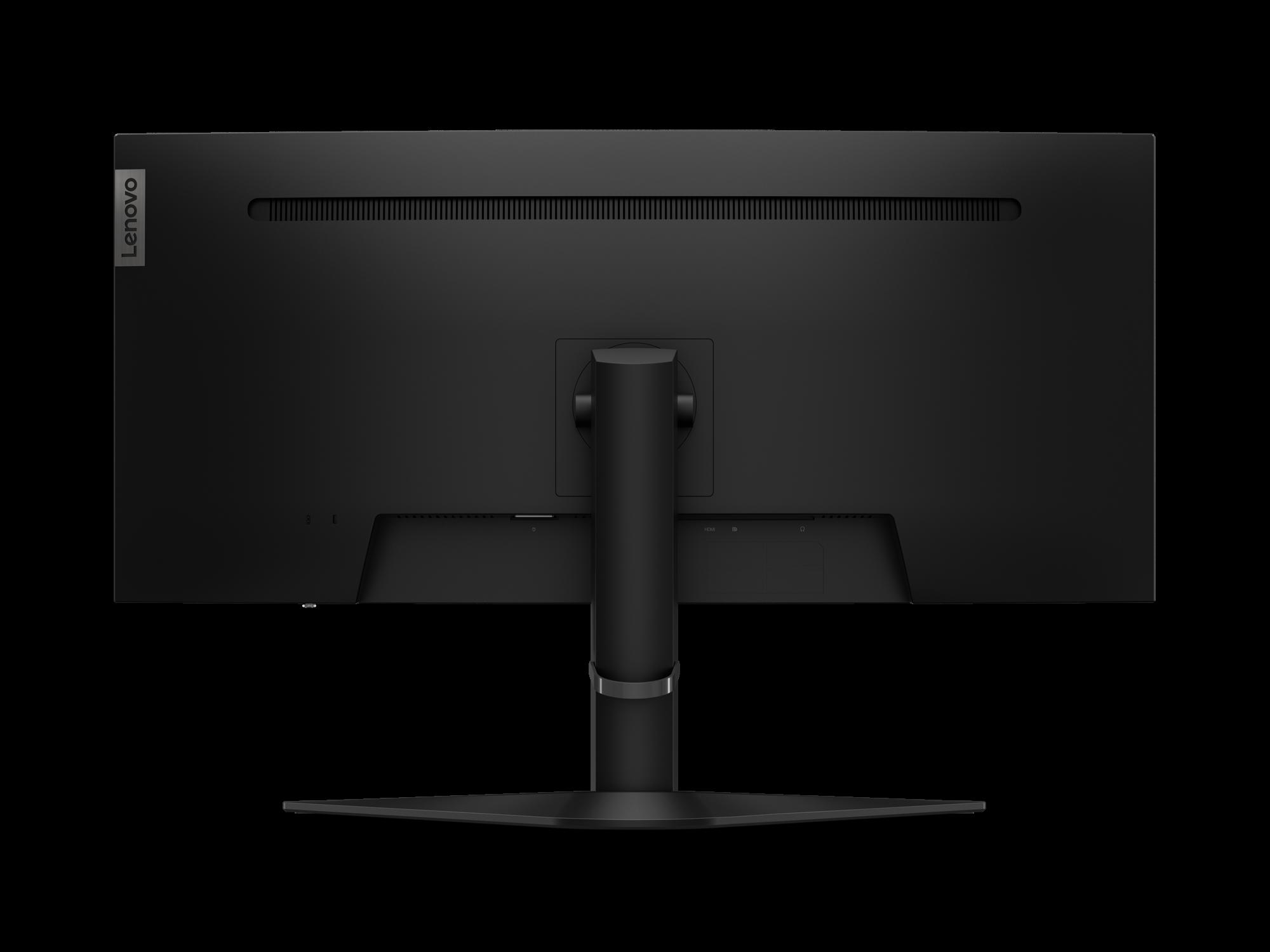 Lenovo G34w pelinäyttö takapaneeli