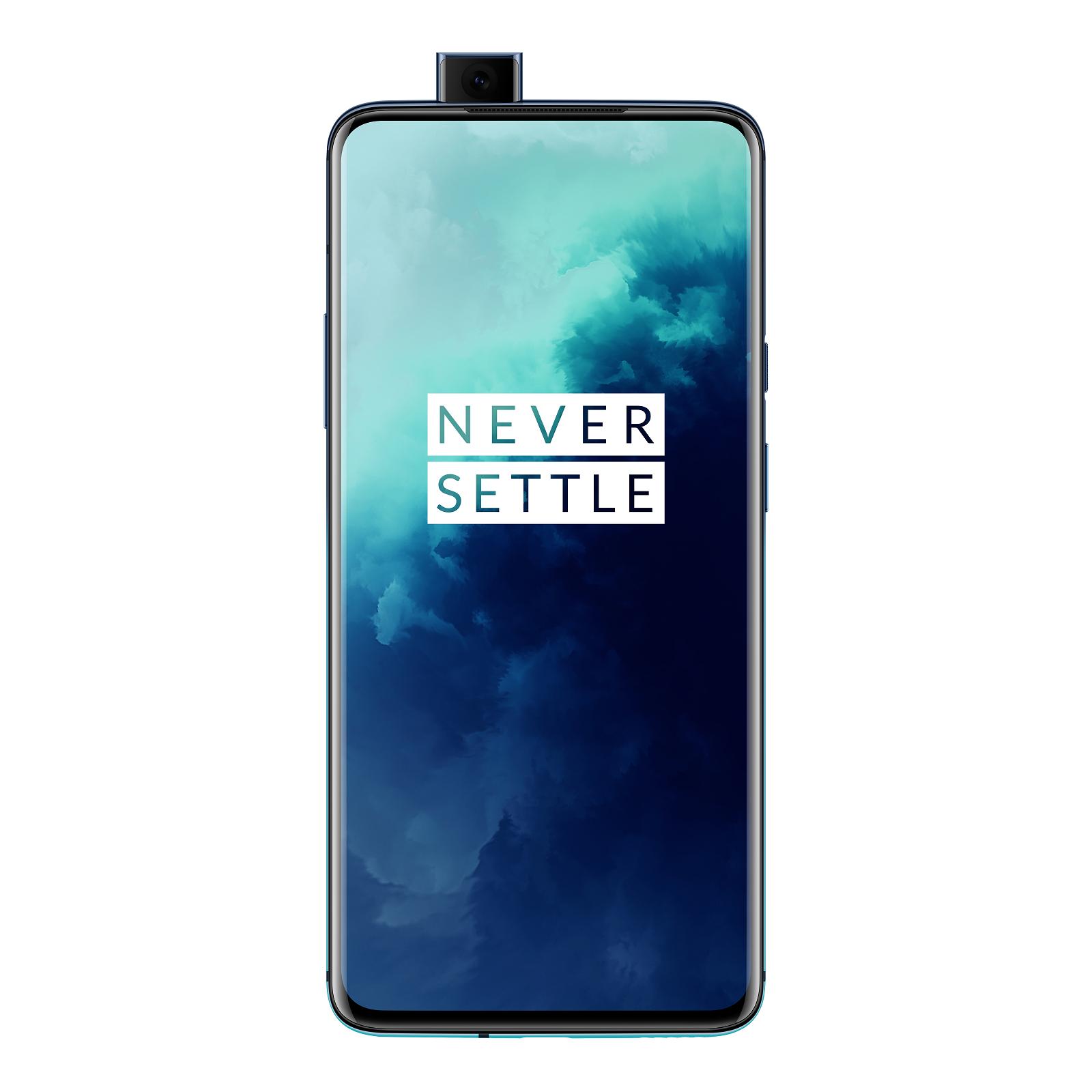 OnePlus 7T prossa ei ole näyttölovea