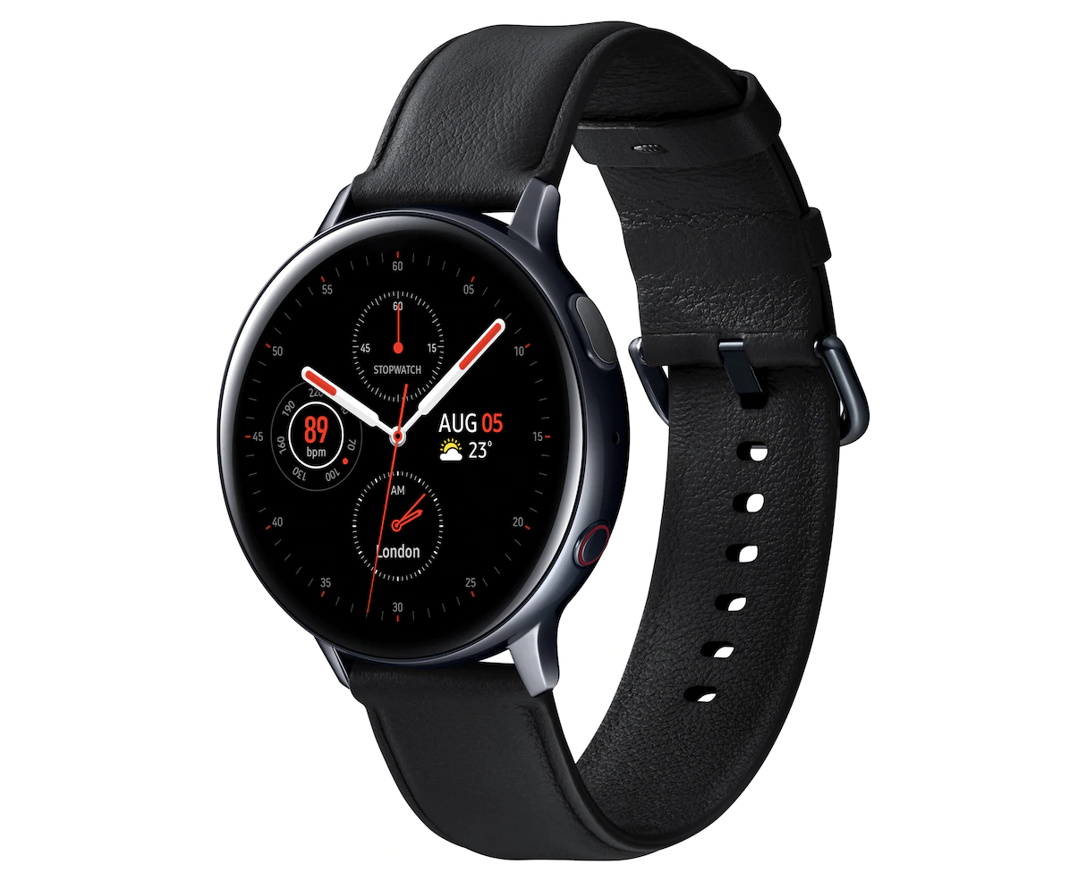 Musta Samsung Galaxy Watch Active2