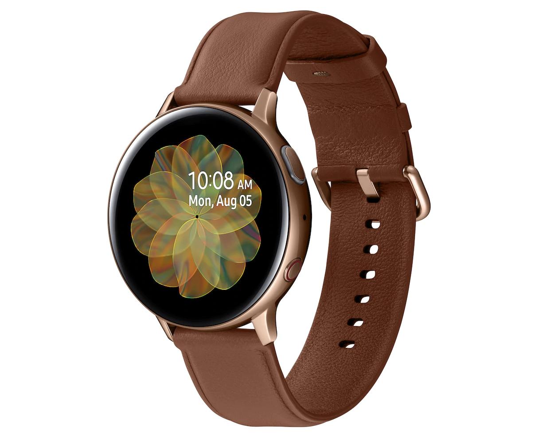 Samsung Galaxy Watch Active2 kulta värillä