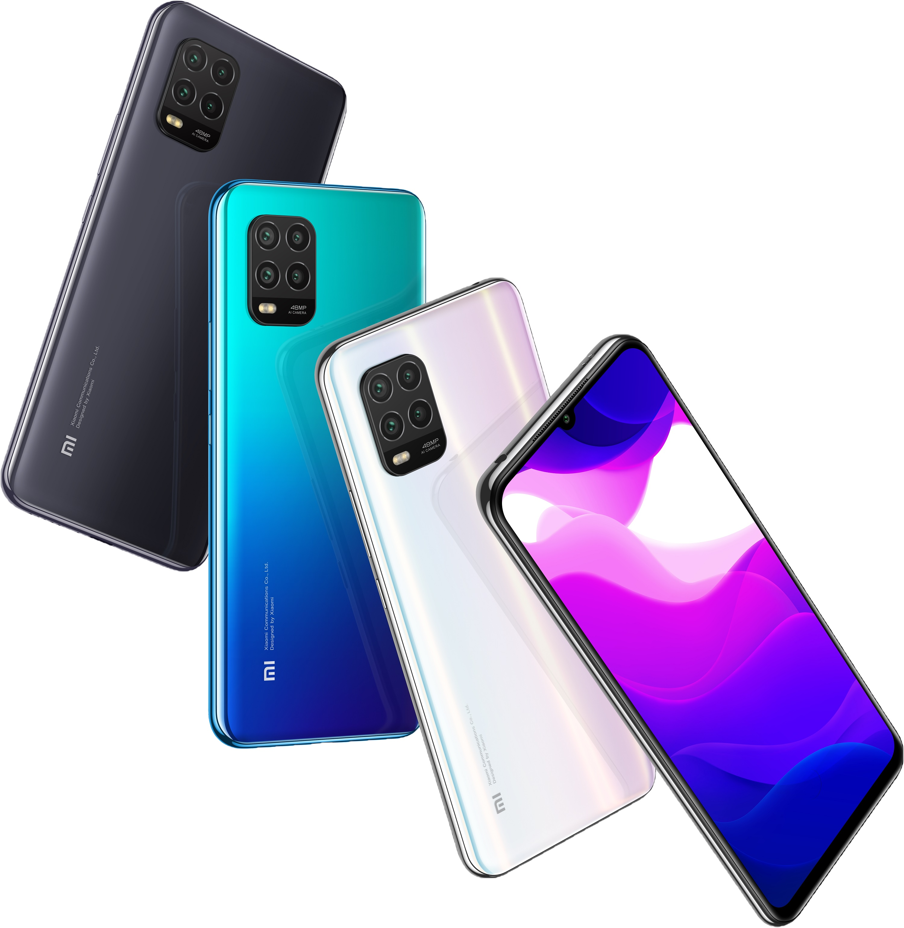 Xiaomin edullinen 5g puhelin mi 10 lite