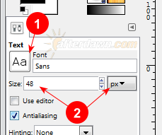 Select font - AfterDawn.com