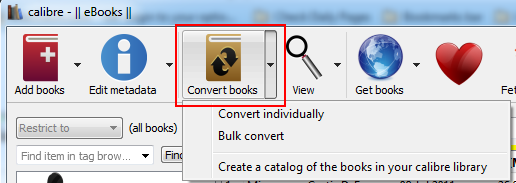 Guide to managing your e-books with Calibre - AfterDawn: Guides