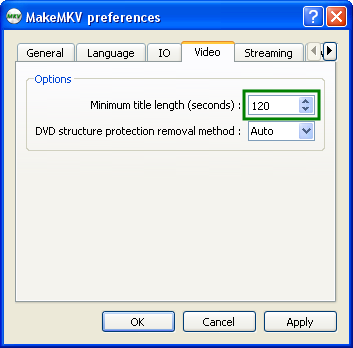 Create MKV files from Blu-ray titles with MakeMKV - AfterDawn: Guides
