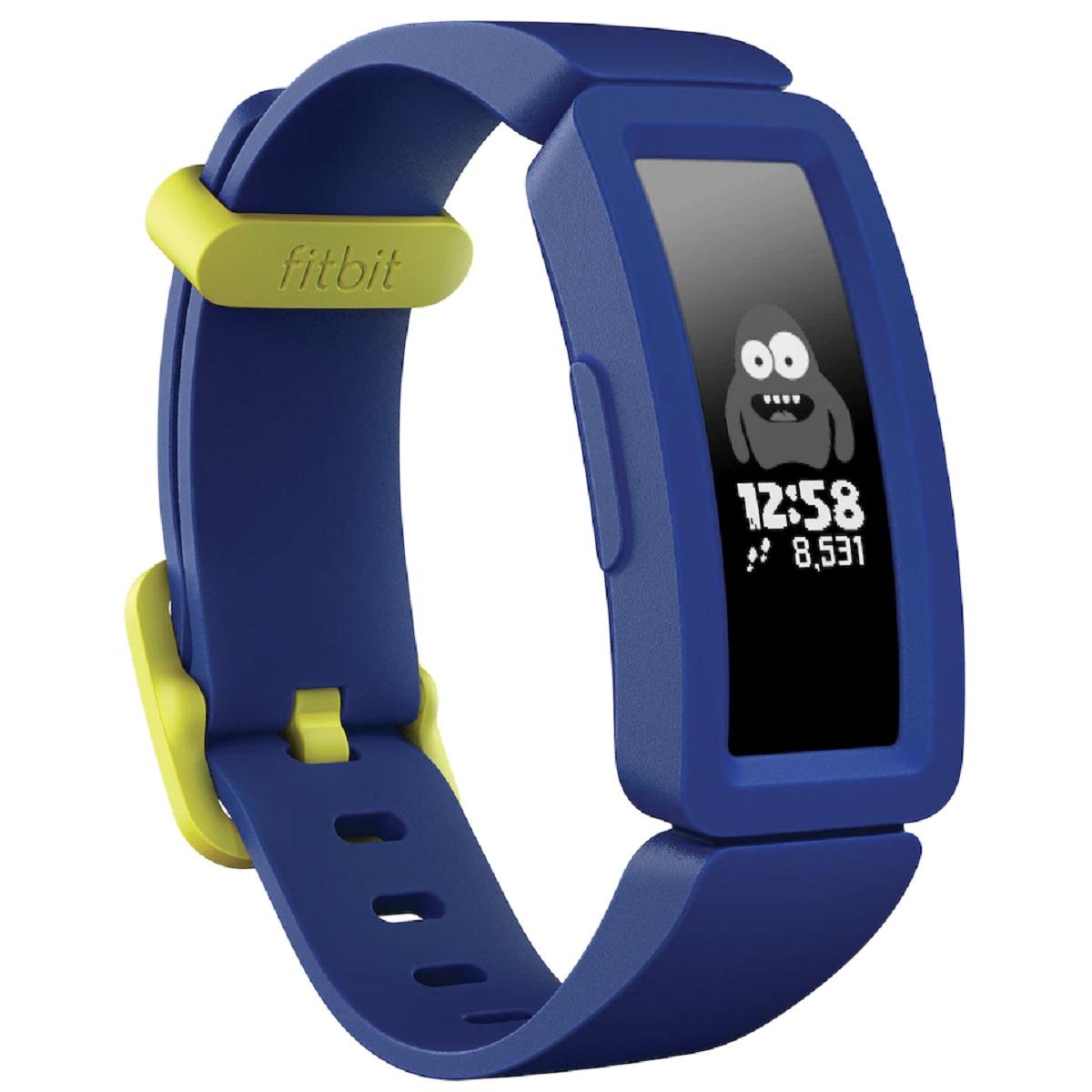 Fitbit Ace 2 on hyvä valinta lapsen aktiivisuusrannekkeeksi