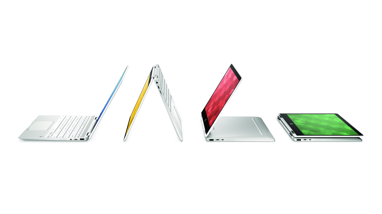 Chromebook x360 14b näyttö kääntyy 360 astetta