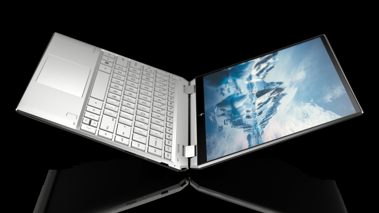 Spectre x360 13 sisältää USB-c liitäntöjä