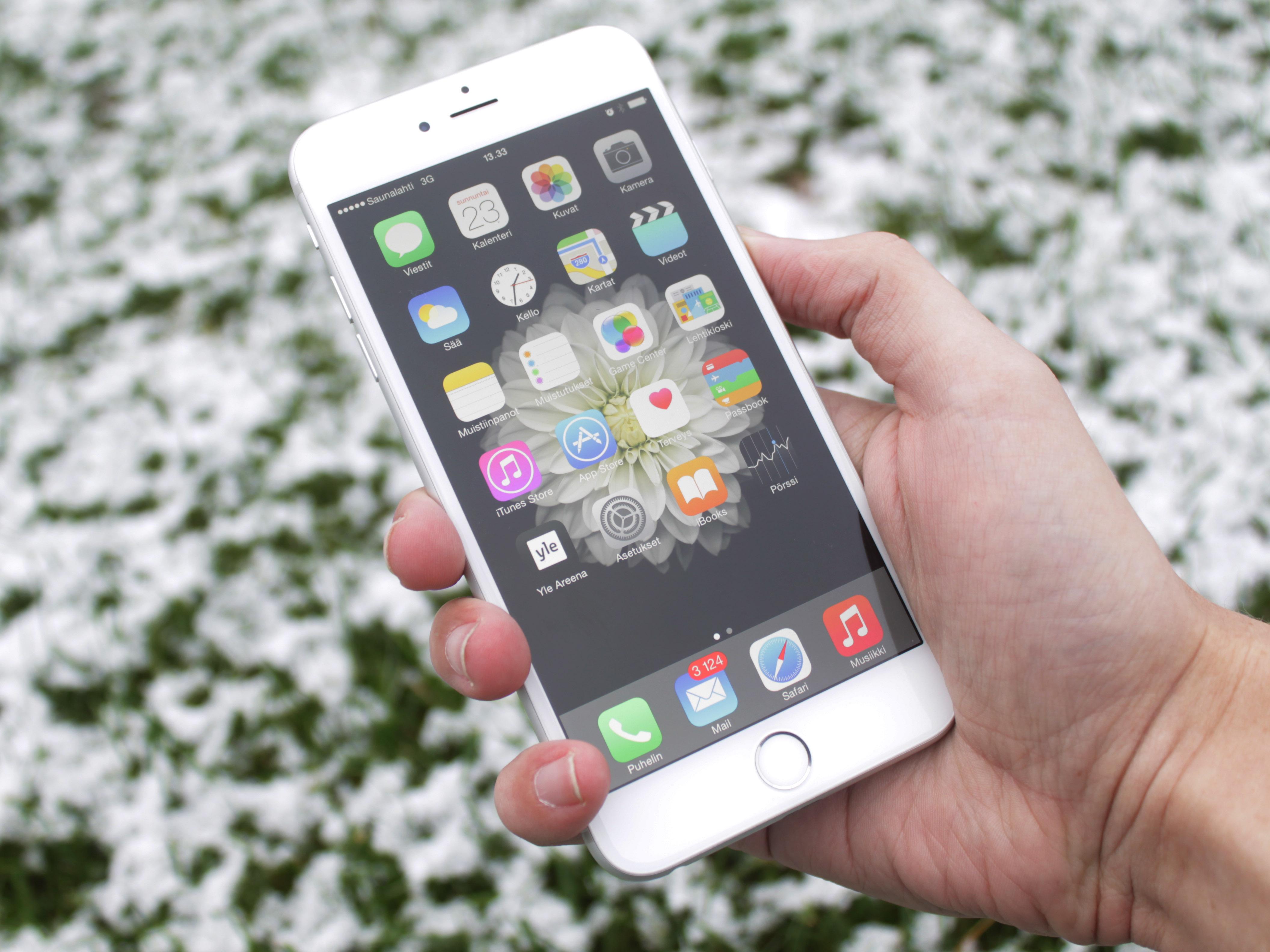 IPhone 6S 128GB harmaa käytetty - Puhelimet Swappie Myydän iphone 6s 128gb, elektroniikka