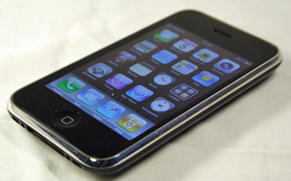 Testissä Applen iPhone 3GS kolmas kerta toden sanoo