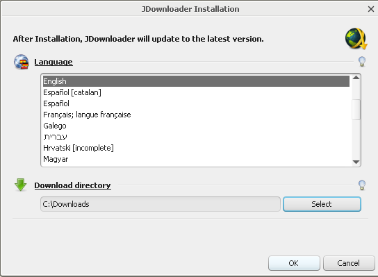 Using JDownloader with Rapidshare, Hotfile, Megaupload