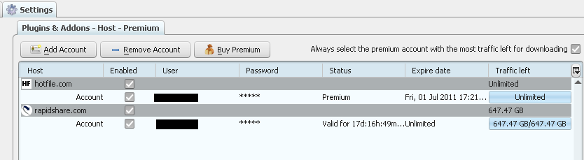 how to download from mega.co.nz with jdownloader