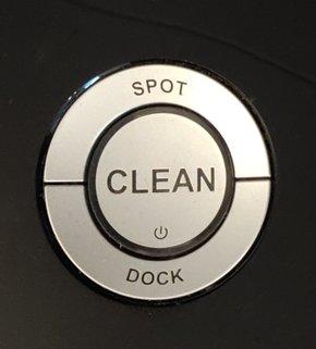 Roomba 605 napit
