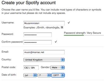Spotify käyttöön ilman kutsua (sivu 2/2): Spotify käyttöön ilman kutsua ja versiohistoria ...