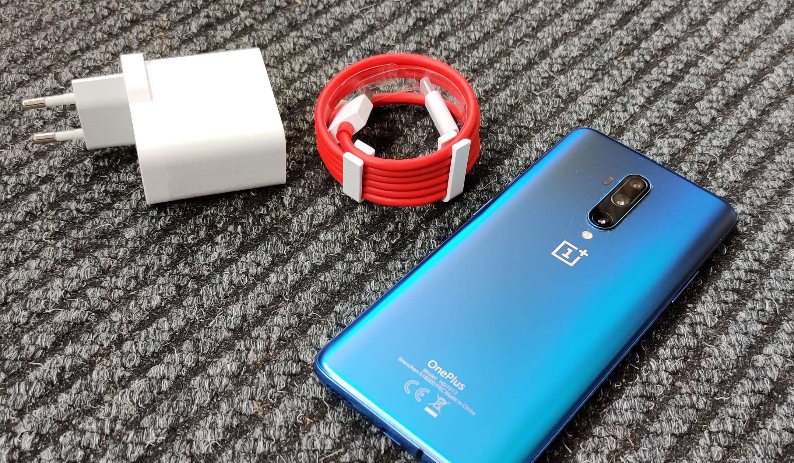 OnePlussan puhelimet sisältävät tehokkaan laturin