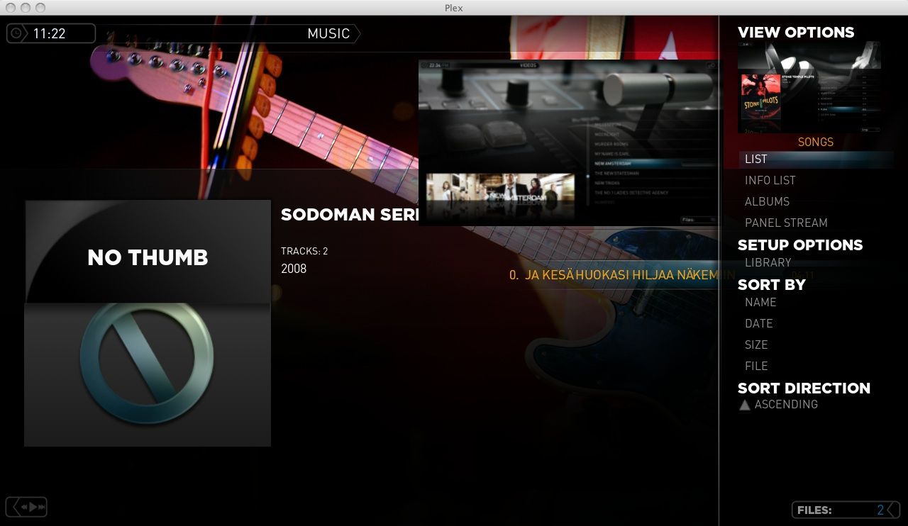 Plex media player hands-on - AfterDawn