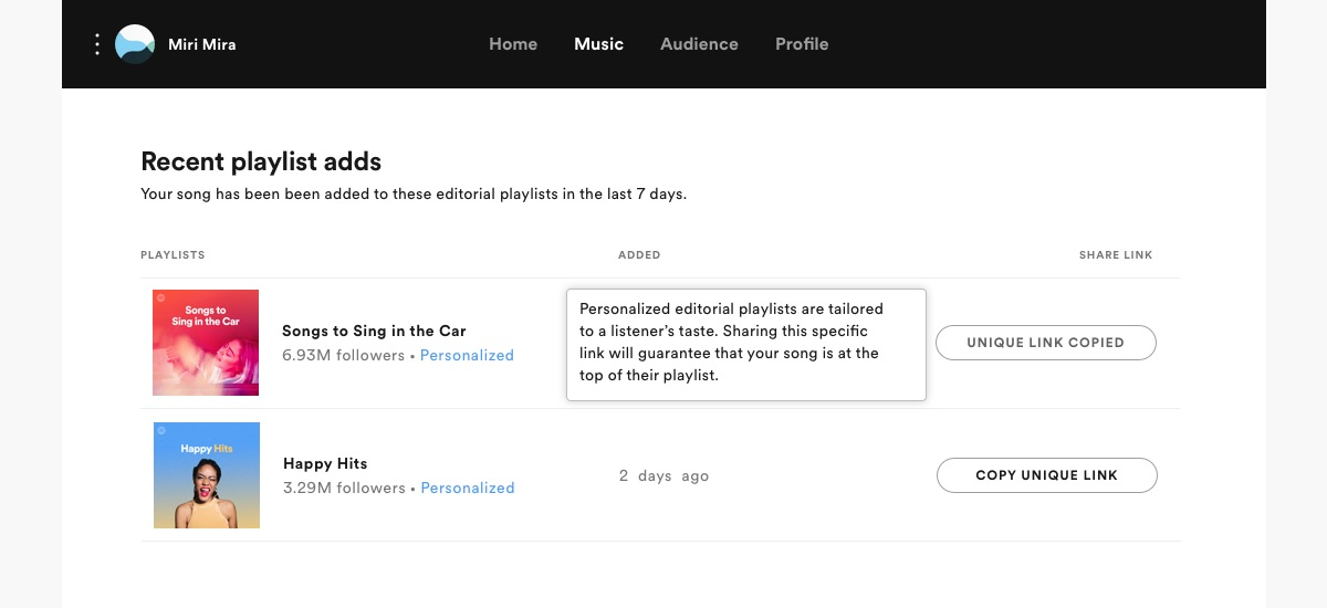 Spotify introduced personalized editorial playlists - AfterDawn