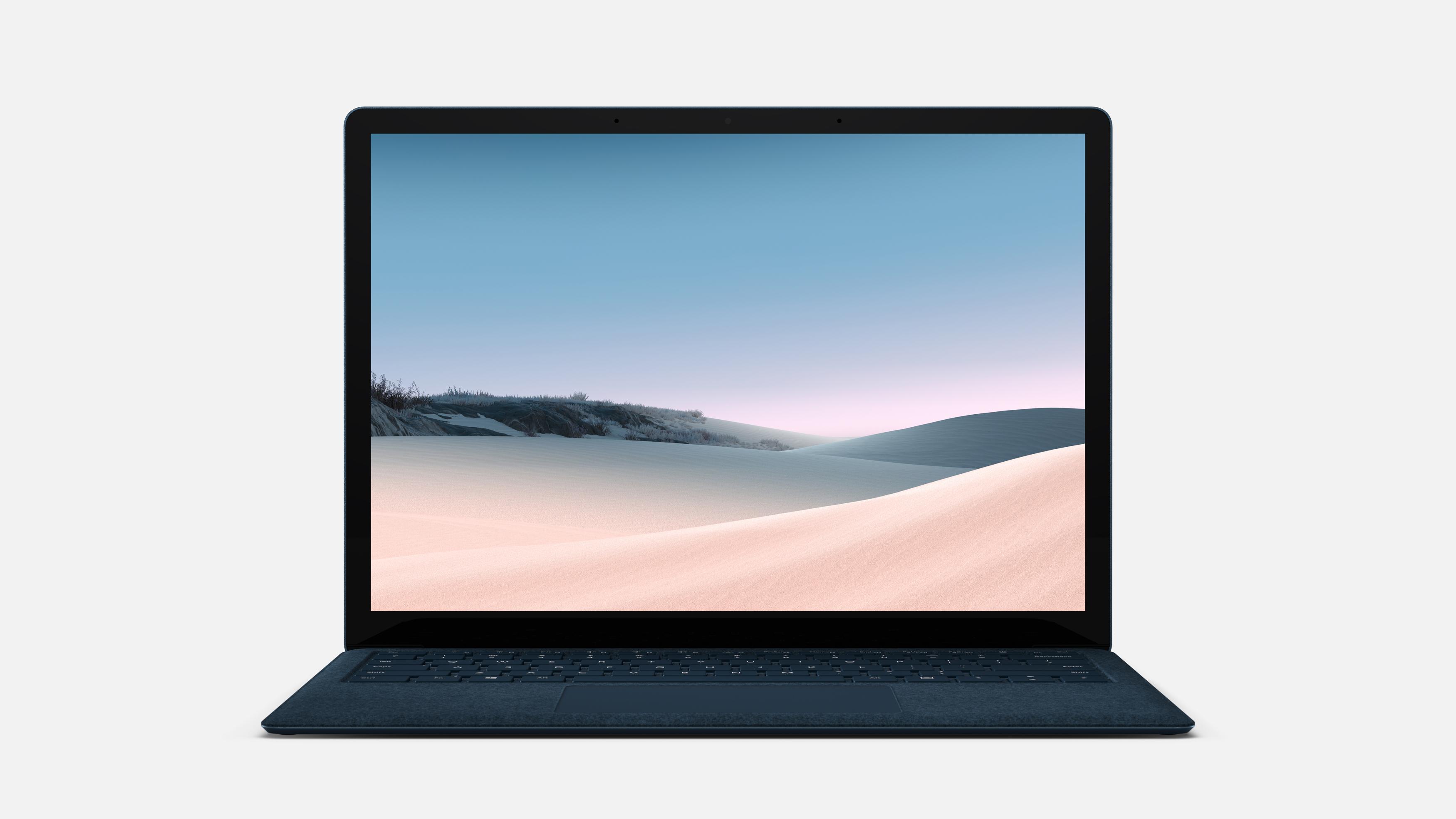 Surface Laptop 3 on saatavilla Intelin tai AMD suorittimella