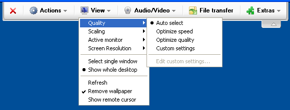 Remote Assistance with TeamViewer (Remote Desktop, File Transfers