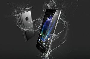 Panasonic unveils waterproof smartphones