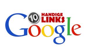 10 belangrijke url's voor Google-gebruikers
