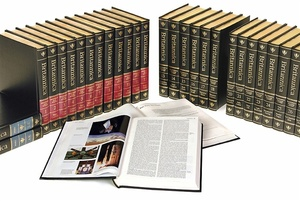 Encyclopedia Britannica sees sales boost after discontinuation of print books