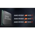 AMD julkaisi Ryzen 9 3900XT, Ryzen 7 3800XT ja Ryzen 5 3600XT -suorittimet