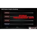 AMD: Ei uusia työpöytänäytönohjaimia lähiaikoina