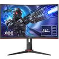 AOC julkaisi viisi Full HD -pelinäyttöä: kaarevat C27G2ZU, C27G2ZE ja C32G2ZE sekä litteät 24G2ZU ja 24G2ZE