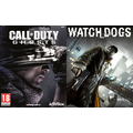 Call of Duty: Ghosts og Watch Dogs kræver minimum 6 GB RAM og 64-bit*