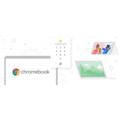 Chrome OS päivittyi versioon 88: uudistunut lukitusnäyttö ja nopeampi sisäänkirjautuminen nettisivuille