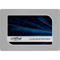 Crucialilta uusia MX200 SSD-levyjä
