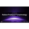 AMD julkisti FreeSync 2:n HDR-tuella