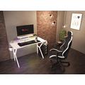Genesis julkaisi HOLM 320 RGB White pelipöydän