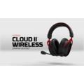 HyperX julkaisi langattomat Cloud II -pelikuulokkeet 30 tunnin akunkestolla