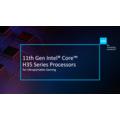Intel julkaisi 11. sukupolven Core H -mobiilisuorittimet pelikannettaviin