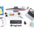 Logitechin langaton Bolt-yhteysteknologia tarjoaa luotettavan ja nopean yhteyden yritystuotteille