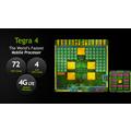 Ensimmäiset Tegra 4 -laitteet nähdään vasta loppuvuodesta