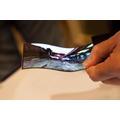 Samsung ei keksi mitä tehdä taipuisalla näytöllä - yleisöä pyydetään apuun