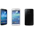 Samsung introducerer to Mega-store Galaxy-telefoner