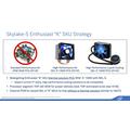 Intelin Skylake K -suorittimet tulevat ilman jäähdytintä