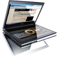 Acer esitteli kahden kosketusnäytön läppäriä
