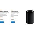 Apples redesignede Mac Pro er nu tilgængelig online, nej vent, der er udsolgt