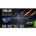 Specifikationerne på Asus' GeForce GTX 650 Ti er sluppet ud