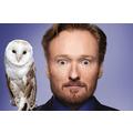 Conan O'Brien gør grin med Samsung