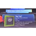 Tablets baseret på Intels Bay Trail platform er klar i fjerde kvartal
